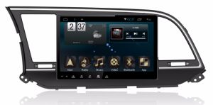New Ui Android 6.0 Car GPS Navigation for Hyundai Elantra 2016 with Car Player
