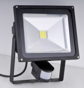 IP65 3years Warranty Motion Sensor Outdoor 30W PIR LED Flood Light pictures & photos