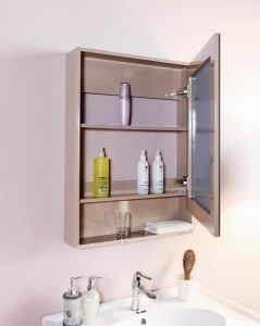 Modern Fashion MDF Soft Closing Bathroom Cabinet Furniture pictures & photos