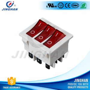 Hot Conditioner Rocker Switch Cooler Switch 16A 250V