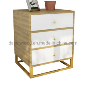 China Modern Simple Design Bedroom Furniture Nightstands With 3 Drawers China Furniture Home Furniture