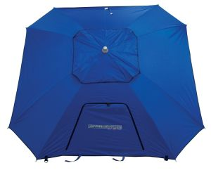 Beach Extreme Shade Umbrella with Sand/Turf Anchor, 9-Feet