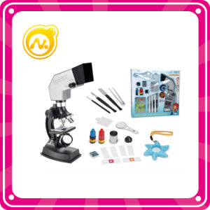 High Quality Microscope Toys Funny Projection Microscope Set Toy for Child