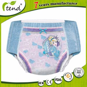 Overnight Disposable Adult Incontinence Pull up Diapers Nappies for Adults Pull on Diapers Underwear pictures & photos
