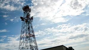 4 Legs Telecommunication Tower