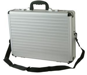 Promotional Hot Selling Aluminum Storage Case with Handle pictures & photos