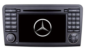 Car Navigation for Benz Ml350 with External Micphone GPS DVD FM/Am/Support iPod USB/Bt