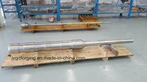 Hardened Stainless Steel Forged Shaft pictures & photos