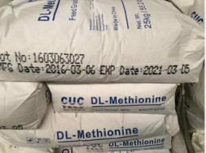 Feed Grade Methionine for Sale, Dl-Methionine, Dl-Methionine 99% pictures & photos