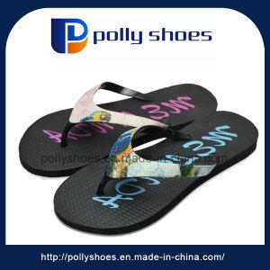 f2a03c130f3c China 2017 Print Women Beach Sandal EVA Stock Flip Flops - China ...