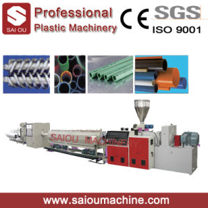 Plastic Pipe Making Machine, Extruder Machine pictures & photos