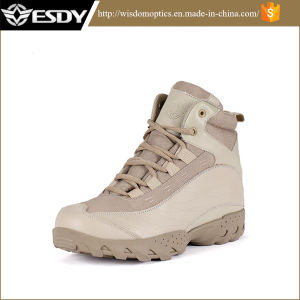 Esdy Tactical Assault Camping Climbing Boots in Blade Ripples Design pictures & photos