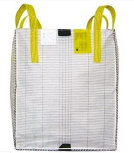 PP Conductive Big Bag Wih 4 Side-Seam Loops and Spout pictures & photos