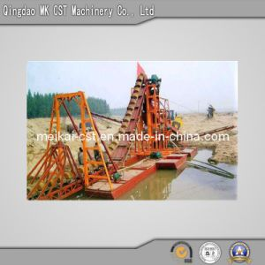 High Quality Bucket Dredger Machine with Customized pictures & photos