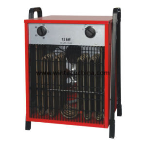 Industrial Portable Fan Heater 12kw Square Shape pictures & photos