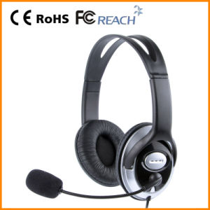 Computer Gaming USB Microphone Headset (RMT-502)
