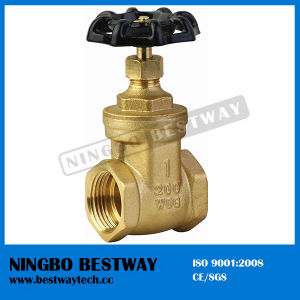 200 Wog Brass Gate Valve with Bottom Price (BW-G01) pictures & photos