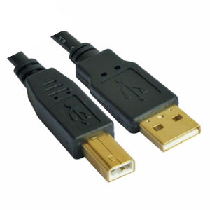 USB Cable 2.0/3.0 Am/Bm pictures & photos