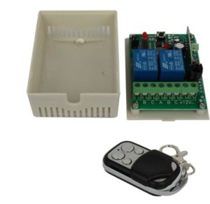 4 Channel RF Transmitter and Receiver Control