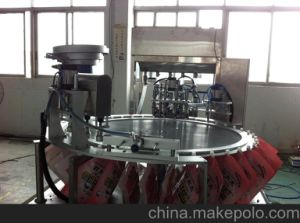 Doypack Filling&Capping Machine (PY-ZLD-3)