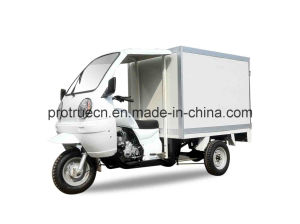 Tricycle with Insulation Closed Box for Restaurant pictures & photos
