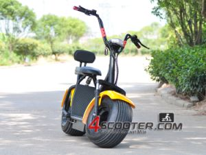 Frog Mobiility Mini City Coco 2 Seats Scooter Es8004 pictures & photos
