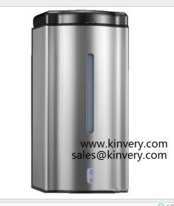 China Automatic Sensor Liquid Soap Dispenser Stainless Steel