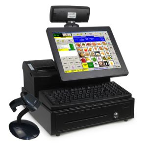 Electronic Point-of-Sale System POS Terminal Cash Register pictures & photos