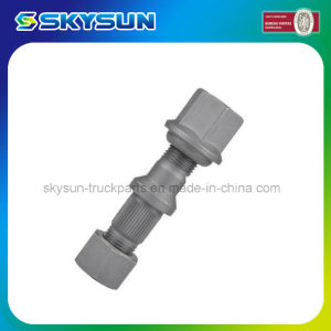 China Auto/Truck Part Grade 10 9 Hub Bolt for BPW Truck