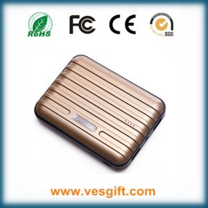 Newest Fashional ABS Charger Power Bank Battery pictures & photos
