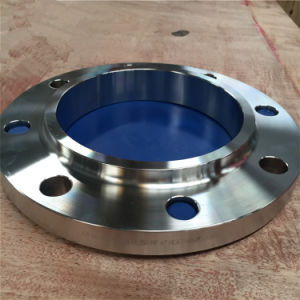 Forged Slip on 304 316 Weld Neck Stainless Steel Flange pictures & photos