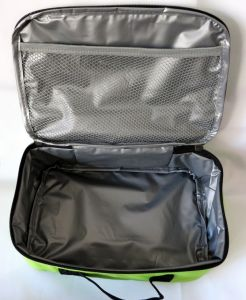 School Camping Cooler Carry Bag Insulated Lunch Picnic Handbag (CC-036)