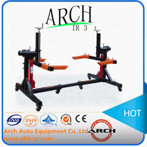 High Quality Portable Auto Body Rotisseries Car Lift (AAE-TR6) pictures & photos