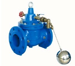 Floating Ball Auot Control Water Level Valve pictures & photos