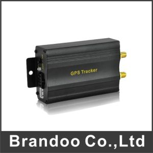 GPS Tracker Supports The Remote Control, Real-Time GSM/GPRS Tracking Vehicle Car GPS Tracker 103 From Brandoo