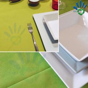 Superieur Factory Supply Disposable Nonwoven Table Cover /Table Runner/Tablecloth