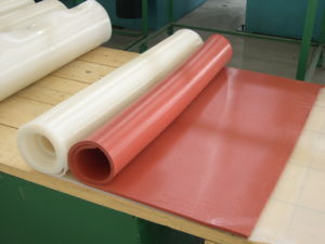Rubber Sheet Silicone of Chemical Plastic Oil Seal pictures & photos