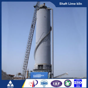Calcination Furnace Vertical Shaft Lime Kiln pictures & photos