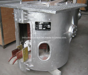 Medium Frequency Copper Brass Melting Furnace pictures & photos
