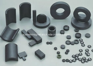 Hard Ceramic Ferrite Magnets in China