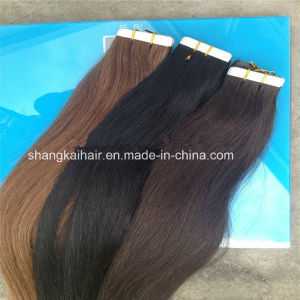 Keratin Tape Human Hair Skin Weft Tape Hair Products PU