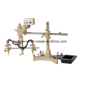 (CG2-600II) (Two -Torch) Circular Flame Cutting Machine pictures & photos