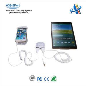 China Retail Anti-Shoplifting and Display System, 2 Port