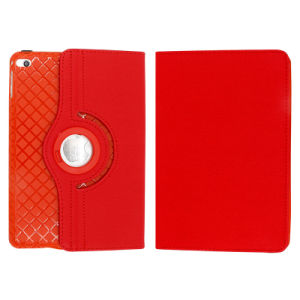 360 Degree Rotation Tablet Mobile/Cell Phone PU Leather Cases