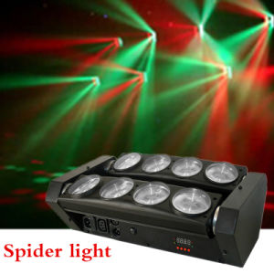 Purchase 8*10W Spider LED Moving Head Lighting LED Light pictures & photos