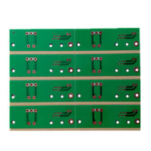 1.6mm 1oz Hal LEED Free Double Sided PCB Manufacturing pictures & photos