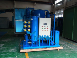 Factory Direct Sale Vacuum Turbine Oil Purification Plant with ISO pictures & photos