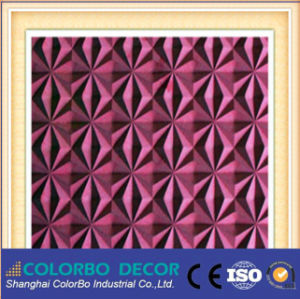 Good Decorative Wooden Wall Panel Boards 3D pictures & photos