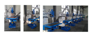 Universal Tool Milling Machine (MTM40) pictures & photos