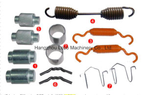 Brake Shoe Hardware Kits with OEM Standard (E-4515QHD) pictures & photos
